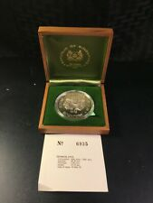 1979 Singapore $10 Silver Proof with Original Box Lot#B583 (2 Sets Available)