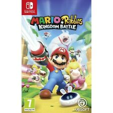 MARIO + RABBIDS KINGDOM BATTLE nuovo Nintendo Switch