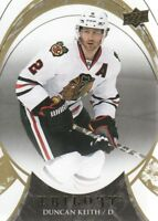 2015-16 Upper Deck Trilogy Hockey #20 Duncan Keith Chicago Blackhawks