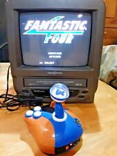 Marvel Fantastic Four THING Plug 'N And Play Jakks Pacific TV Games System 2005