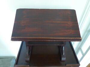 Antique Desktop Book stand / Lectern