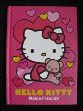 NEU Hello Kitty Freundebuch Freundschaftsbuch Freundealbum Meine Freunde, Sanrio