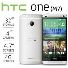 HTC One (M7) 4.7'' Unlocked Quad-core Android Smartphone 2GB RAM - Silver (32GB)