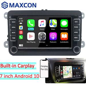 "7"" Car Stereo Radio Carplay Android BT USB FM/AM For VW Golf Caddy Passat Polo"