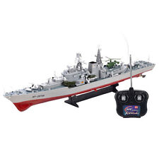 RC Boat 31 Inch 1:115 Destroyer Radio Remote Control Battle Dual Propellers Ship