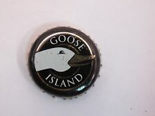 BEER Bottle Cap: GOOSE ISLAND Brewing, Chicago, ILLINOIS Brewery ~ Honker's Ale