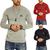 Jack & Jones Herren Strickpullover Herrenpullover Pullover Strick Pulli Sweater