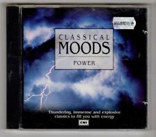 (GY628) Classical Moods - Power - 1991 CD