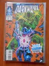 DARKHAWK #32 1993  Marvel Comics  [SA44]