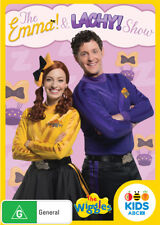 Wiggles Emma & Lachy Show  DVD new & sealed R4