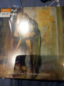 Jethro Tull Aqualung Sainsbury Green Vinyl