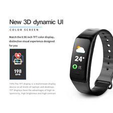 US Send Smart Watch Wrist Band Bracelet Blood Pressure /Oxygen Medical Mobility