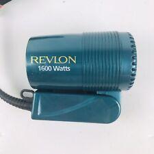 Revlon RV421 Compact Hair Dryer Travel Green 1600W
