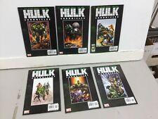Hulk Chronicles #1-6 VF+ to VF/NM 8.5-9.0