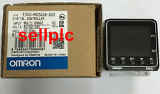 New Omron Temperature Controller E5CC-RX2ASM-800 100-240 VAC