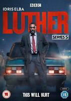 LUTHER SEASON 5 [DVD][Region 2]