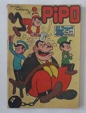 Lug      ***  PLutos présente  PIPO n°1  ***    1952      TTBE+