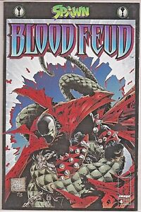 °SPAWN: BLOOD FEUD #4 von 4° US Image 1995 von Comic-Gott Alan Moore