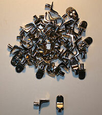 Bodenträger 5mm  Regalbodenträger  Regal Träger Metall Zinkdruckguss  52 Stück