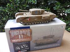 Corgi 1/50 militaire Char Churchill MKIII Canadian Army Tank Dieppe 1942 60101
