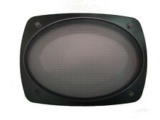 "1 Delco 6"" x 9"" Black Speaker Grill OEM, High Quality"