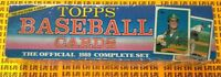 1989 Topps Baseball Christmas Factory Sealed Unopened Set 1-792 RANDY JOHNSON RC