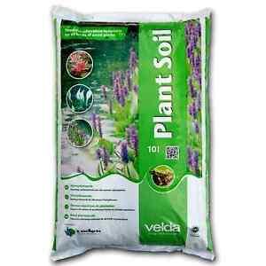 Teicherde 10 Liter - Velda Plant Soil Moerings Teichpflanzerde