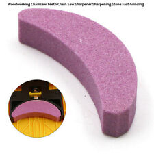 Woodworking Chainsaw Teeth Chain Saw Sharpener Sharpening Stone Fast Grinding MA