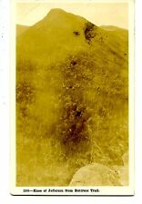 Knee of Jefferson-White Mountains-New Hampshire-RPPC-Vintage Real Photo Postcard