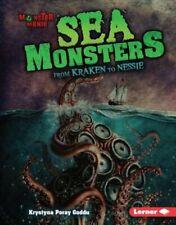Sea Monsters: From Kraken to Nessie by Krystyna Poray Goddu: New