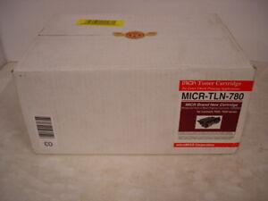 MICROMICR MICR-TLN-780 TONER CARTRIDGE for LEXMARK T620 T622 12A6860