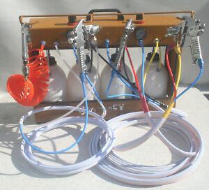 Hydrochrome spray system  ChromeFX