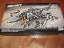 MEGA BLOKS Call of Duty #CNG86 COMBAT FIGHTER 652 pcs NEW Sealed