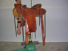 Cliff Wade Saddle