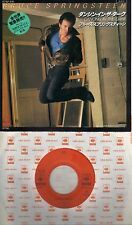 BRUCE SPRINGSTEEN  Dancing In The Dark  JAPANESE 45 with PicSleeve