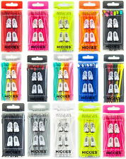 HICKIES Elastic Lacing System turn Laces into Slip On Huge Colour Selection! NEW
