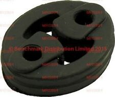 EMR010 - EXHAUST RUBBER MOUNT OVAL HANGER MOUNTING FORD FIESTA