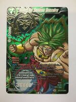 Broly, the Supreme Berserker SPR - Dragon Ball Super CG NM/M BT6-074