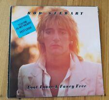 ORIGINAL 1977 - ROD STEWARD FOOT LOOSE & FANCY FREE - LP - VINYL