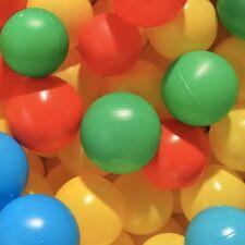 Palline colorate per bambini gioco asilo cameretta in plastica made in italy