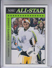 15/16 OPC Vancouver Canucks Roberto Luongo NHL All-Star Glossy card #AS-33