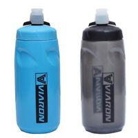 MTB Mountain Bike Water Bottle 620ML Silica Gel Outdoor Sports Bicycle Riding