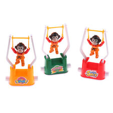 Kid Gymnastic monkey toy anxiety anti stress Toys Baby Funny Novelty Toy gift *P