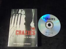 """USED DVD Movies """"The Crazies""""  (G)"""