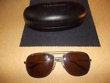 Ralph Lauren Polo AVIATOR  3059 Polo3059 9012/83 Gunmetal Polarized Sunglasses