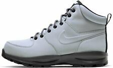 Nike MANOA LEATHER Men`s Grey Boots Shoes 454350 004 UK 7.5 EUR 42