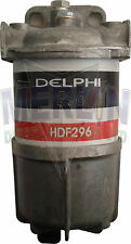 SINGLE DELPHI DIESEL FUEL WATER SEPARATOR AGGLOMMERATOR ASSEMBLY WITH DEEP BOWL
