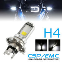 H4 Moto Cool White Phare 6500K LED Faisceau Ampoule Pour Kawasaki PS G
