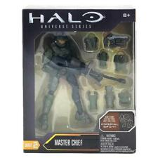 "HALO UNIVERSE SERIES MASTER CHIEF 6"" BUILD A FIGURE ACTION FIGURE 100% Brand New"
