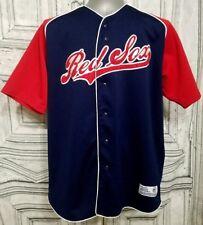 Boston Red Sox Vintage 90s Baseball Jersey Men's Large 42-44 True Fan